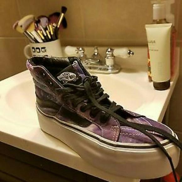 5da74ac272a9cf Van galaxy platform high top shoes. M 58a819d778b31c26740f3dbf