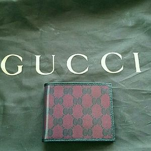 Gucci Other - ❤️❤️❤️Brand new authentic Gucci men's wallet