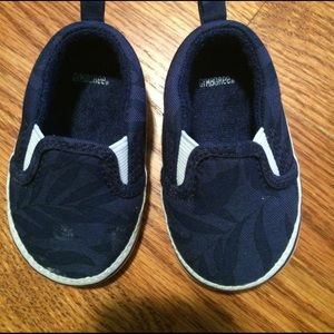 Gymboree Other - Gymboree slip on shoes for 0-3 mos