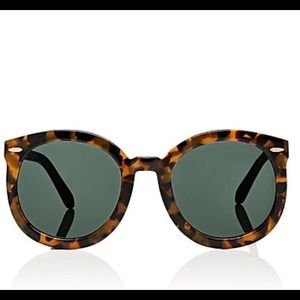 Karen Walker Accessories - Karen Walker Super Duper Sunglasses Tortoiseshell
