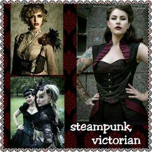 Other - Gothic Punk Victorian Steampunk Vampire Industrial