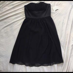 Donna Morgan Dresses & Skirts - NWT Donna Morgan Strapless Black Dress - 4