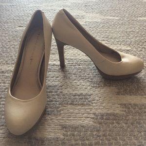 [BR] gorgeous cream heel