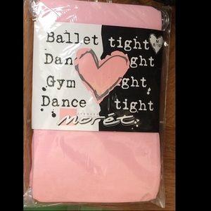 Jacques Moret Other - Girls Medium 8/10 Kohls ballet tights
