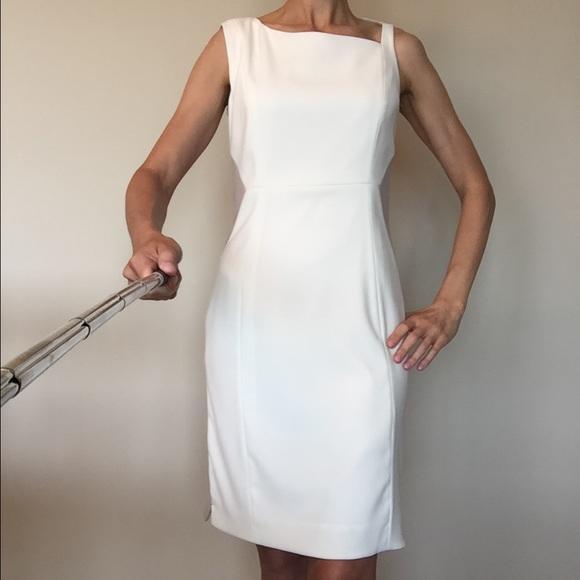 93f1cc3ae623 Elie Tahari Dresses & Skirts - Off white and taupe Elie Tahari dress