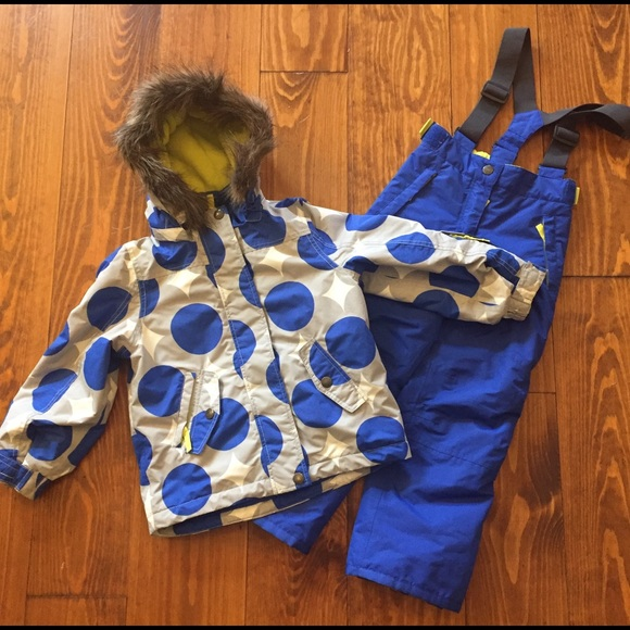 Girls 5-6 mini Boden ski jacket and pants. M 58a872ab2599fef912007eff a1d9ace2f