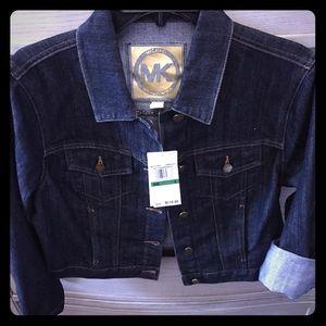 MICHAEL Michael Kors Jackets & Blazers - Michael Kors Denim Jacket Sz. L