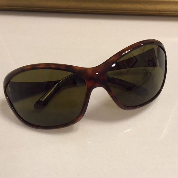 9323ac7eafba Prada Sunglasses Brown Tortoise Frames SPR 25G. M 58a874905c12f8f09900844c.  Other Accessories ...