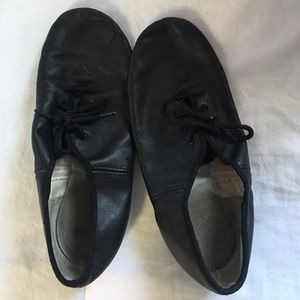 Dance Class Shoes - Leather Upper Dance Shoes