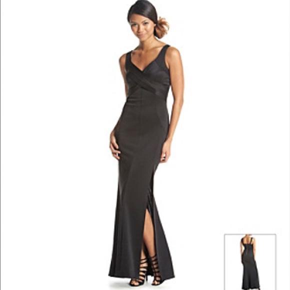 Emerald Sundae Dresses | Macys Mermaid Style Black Evening Gown Size ...