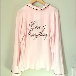 Wildfox Other - WILDFOX Love is Everything pj set