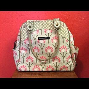 Petunia Pickle Bottom Handbags - Petunia Pickle Bottom Sashay satchel diaper bag.