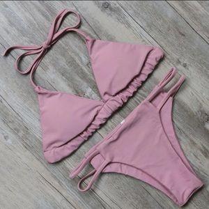 triangl swimwear Other - mauve pink sexy simple cheeky bikini