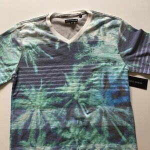 Ocean Current Other - NWT Ocean Current Tropical Print Tee