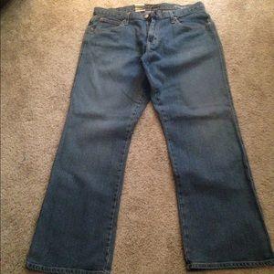 Calvin Klein Denim - CALVIN KLEIN STRAIGHT LEG JEANS!!!