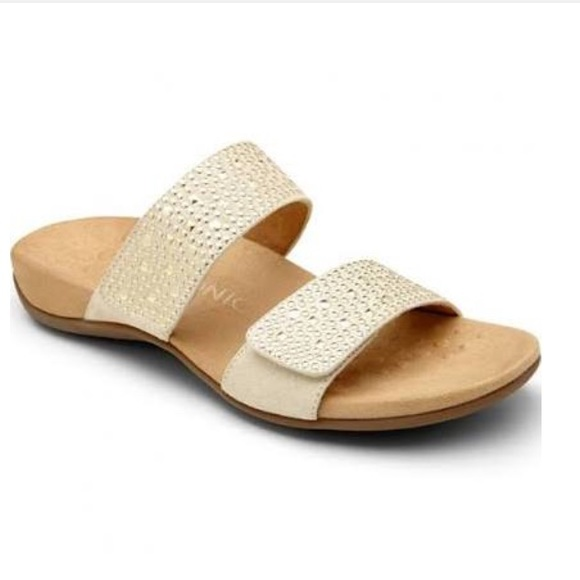 da48dd6b863b Vionic Rest Samoa Gold Sandals