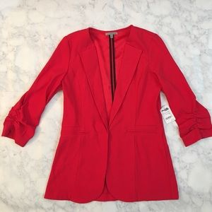 Charlotte Russe Jackets & Blazers - Charlotte Russe Blazer Hot Pink