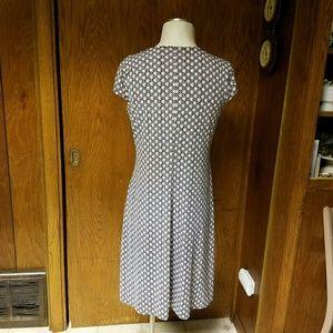 Axcess Dresses - Axcess Soft Cap Sleeve Wear to Work Dress M