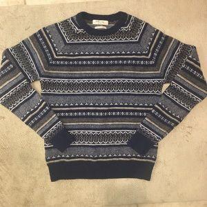 Mango Sweaters - Nordic Wool Ski Sweater by MNG
