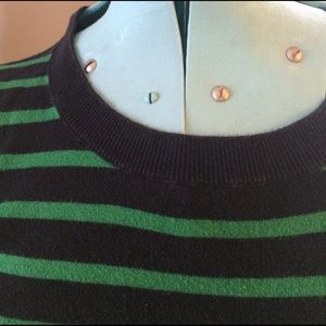Old Navy striped sweater, medium