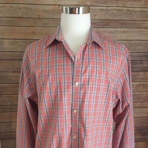 Banana Republic Long Sleeve Dress Shirt Sz 2XL