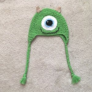 Disney Other - MONSTERS INC WINTER HAT