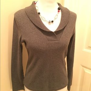 Rafaella Sweaters - Rafaella  dark grey sweater