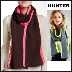 Hunter Accessories - HUNTER ORIGINAL Long Wool Scarf