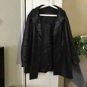 Siena Jackets & Blazers - Black Siena leather jacket