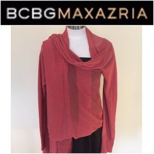 BCBGMAXAZRIA sweater/wrap
