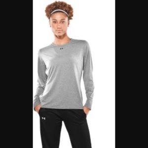 Under Armour Tops - Women's UA Tech™ Team Long Sleeve T-Shirt
