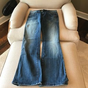 Redrock jeans by Express