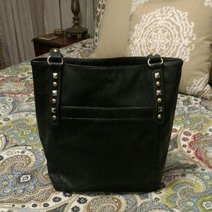 Naturalizer Handbags - Black handbag with tablet pocket inside. GUC.