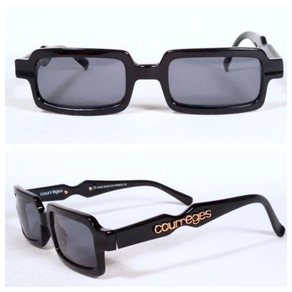 Couregges Accessories - COURREGES Vintage 1960's Sunglasses, Deadstock!