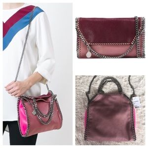 Stella McCartney Handbags - NEW STELLA MCCARTNEY FALABELLA SHAGGY DEER TOTE