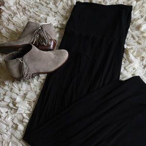 Three Seasons Maternity Dresses & Skirts - Maternity Maxi skirt