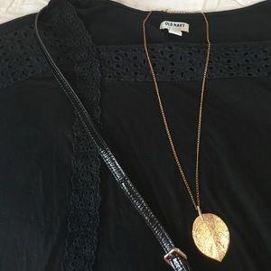 XXL old navy black top