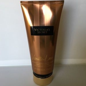 Victoria's Secret Other - $8❤️Brand New Vanilla Lace Hand & Body Cream