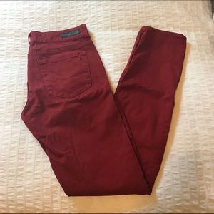 Articles of Society red skinny pants