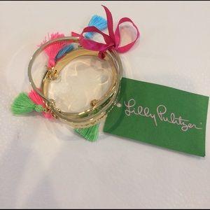 Lilly Pulitzer Jewelry - 3 Lilly Pulitzer bracelets
