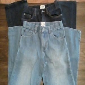 Children's Place Other - 2 pairs of boy's jeans