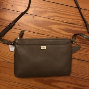 Coach bag: Madison Leather Swing Pack Cross Body