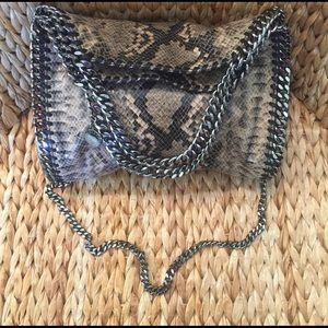 Stella McCartney Handbags - Stella McCartney Mini Falabella Fold Over Tote