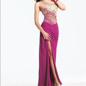 Faviana Dresses & Skirts - Faviana couture formal gown
