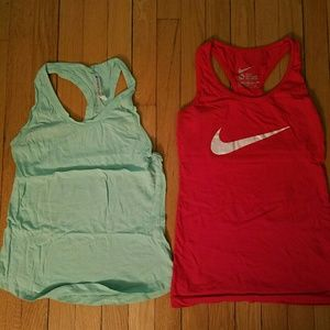 Lot of XS/S workout tops