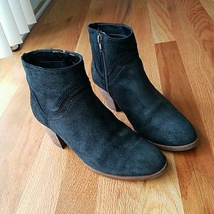 Dolce Vita Shoes - Suede Ankle Boots