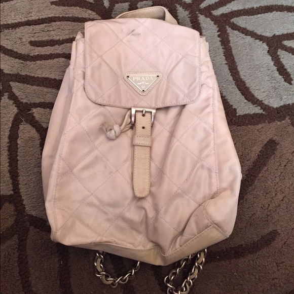 ec9effb1ab66 Bags | Vintage Prada Nylon Backpack From The 1980s | Poshmark