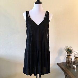 Zara Dresses & Skirts - 🏆🎉Host Pick🎉🏆 Zara Black Slip Dress