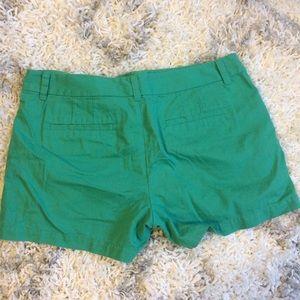 LOFT Shorts - kelly green shorts 🦎