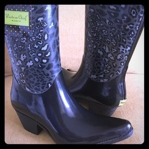 Western Chief Shoes - Western Chief Women's Rain Boots Size 8